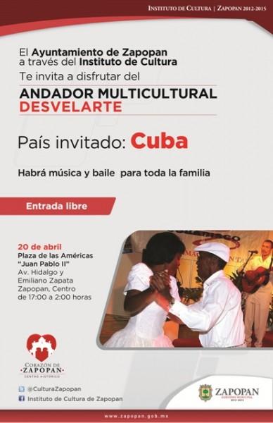 Cuba en Zapopan