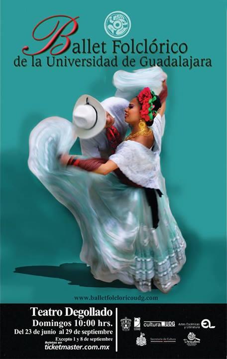 Ballet Folclórico UdeG