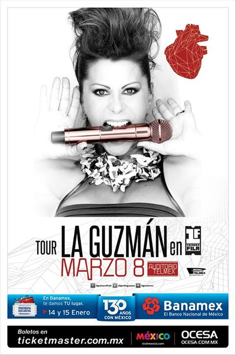 Alejandra Guzmán en Guadalajara