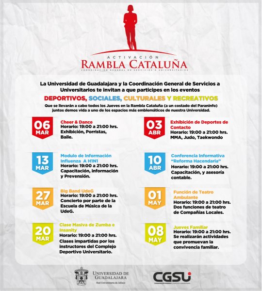 Rambla Cataluña