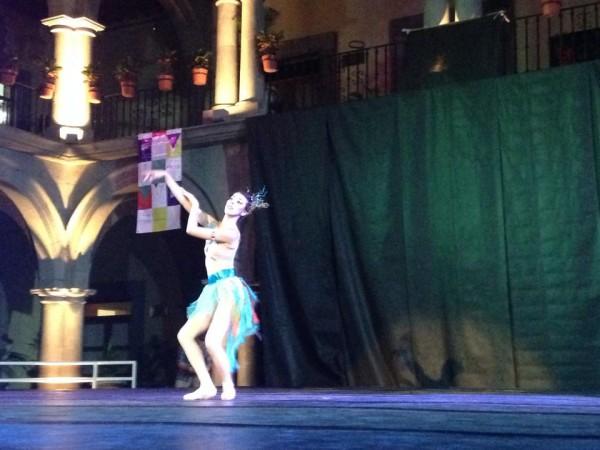 Ensamble de ballet clásico