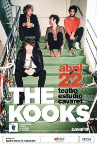 The Kooks en Guadalajara