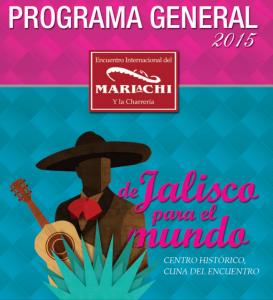 Programa Encuentro Mariachi y Charrería