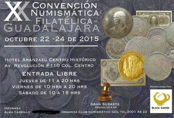 Convención Numismática